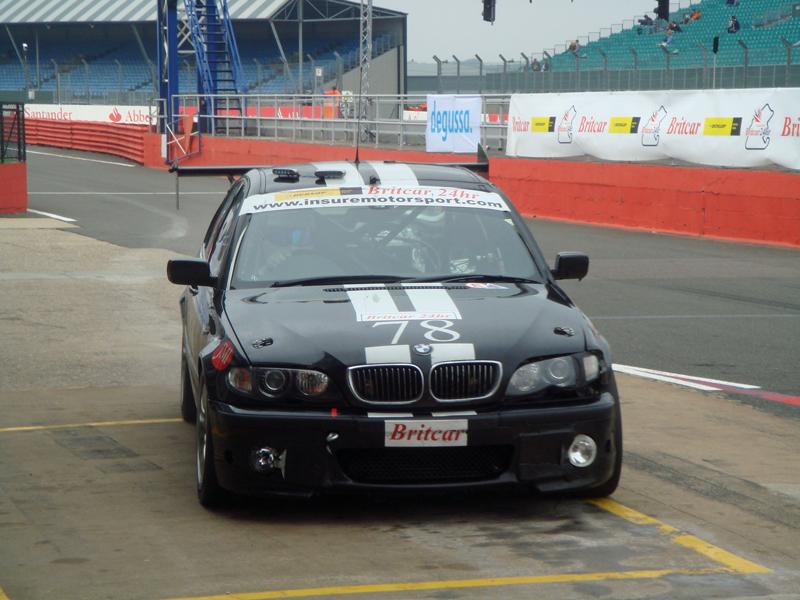 Britcar 24 Hour Championship - Top Gear 2007 | TMS
