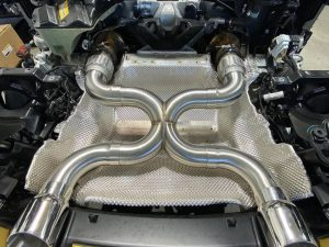 Exhaust Parts and Upgrades