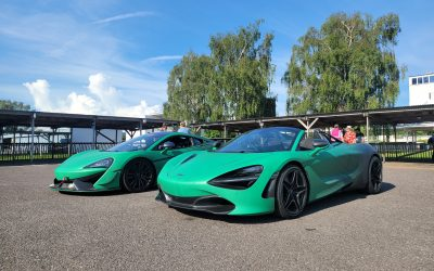 The Childrens Trust Supercar Event – The result
