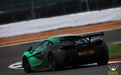 RMA Track day Support, Silverstone