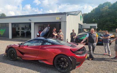 UK McLaren Owners Club Meeting