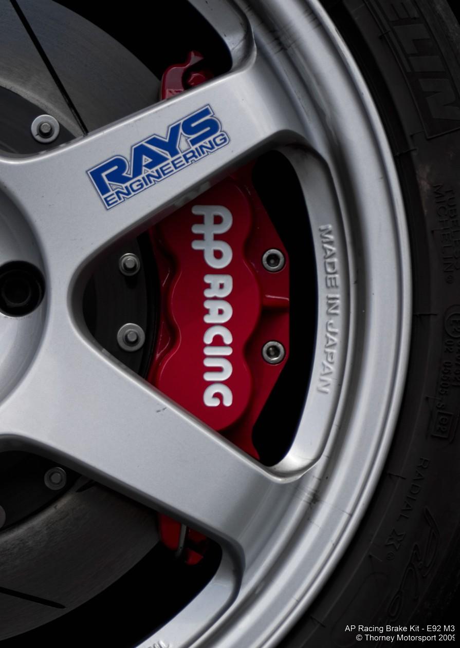 AP Racing 6 Pot Front Brake Kit (19