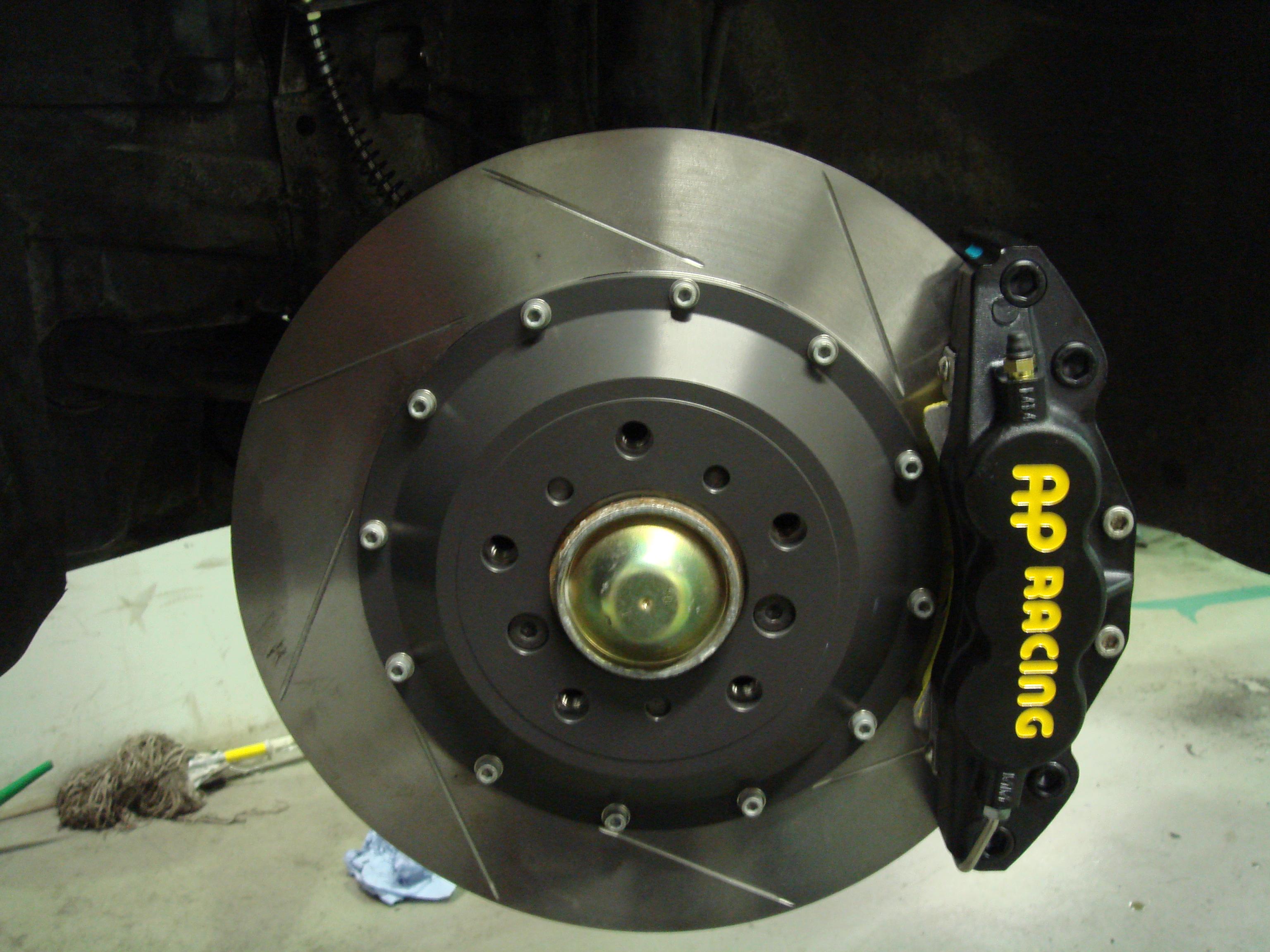 AP Racing Front Brake Kit (E46)